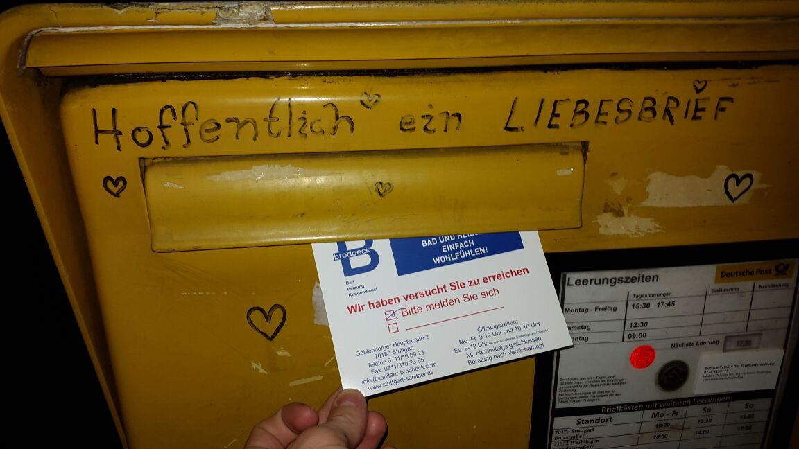 Newsletter Heizung-Sanitär Brodbeck am Eck Stuttgart